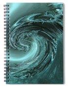 Ice Breaker Spiral Notebook