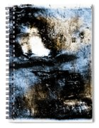 Ice Number One Spiral Notebook