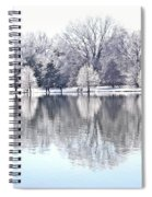 Ice Park Spiral Notebook