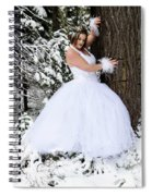 Ice Princess Sara 10 Spiral Notebook