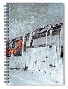 Ice Queen Express Spiral Notebook