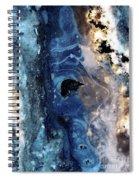 Ice Siren Spiral Notebook