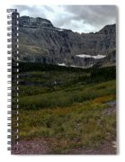Iceberg Hike Spiral Notebook