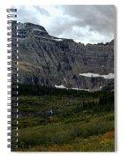 Iceberg Lake Trail Spiral Notebook
