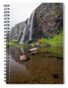 Iceland 15 Spiral Notebook