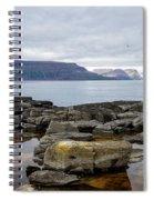 Iceland 24 Spiral Notebook