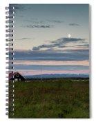 Iceland 26 Spiral Notebook