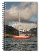 Iceland 30 Spiral Notebook