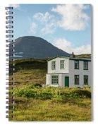 Iceland 32 Spiral Notebook