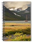 Iceland 33 Spiral Notebook