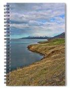 Iceland Landscape # 8 Spiral Notebook
