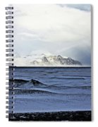 Iceland Lava Field Mountains Clouds Iceland Lava Field Mountains Clouds Iceland 2 282018 1837.jpg Spiral Notebook