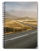Iceland Ring Road 1 Spiral Notebook