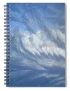 Icescapes 1 Spiral Notebook