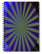 Icicle Spiral Notebook