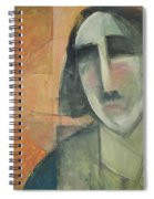 Icon Number Five Spiral Notebook