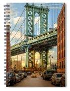 Iconic Manhattan Spiral Notebook