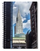 Iconic New York  Spiral Notebook