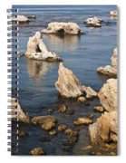 Iconic Shell Beach Spiral Notebook