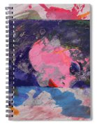 Iconoclasm 4 Spiral Notebook