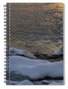 Icy Islands - Spiral Notebook