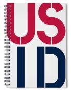Idaho Spiral Notebook