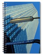 Ids At Nicollet Avenue Spiral Notebook