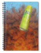 I.e.d. 2 Spiral Notebook