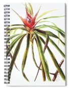 Ieie Plant Art Spiral Notebook