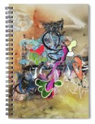 If It's Not Oil, I'ts Not Art Spiral Notebook