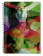 Iggy Not Ziggy Spiral Notebook