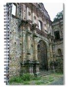 Iglesia De La Compania De Jesus 2 Spiral Notebook