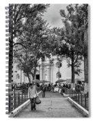 Iglesia La Merced - Antigua Guatemala Bnw Ix Spiral Notebook