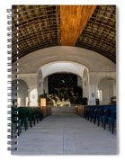 Iglesia San Andres Apostol - Apaneca 11 Spiral Notebook