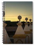 Iglesia San Andres Apostol - Apaneca 16 Spiral Notebook