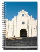 Iglesia San Andres Apostol - Apaneca 2 Spiral Notebook