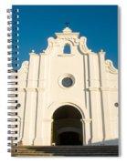 Iglesia San Andres Apostol - Apaneca 5 Spiral Notebook