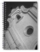 Iglesia San Andres Apostol - Apaneca 6 Spiral Notebook