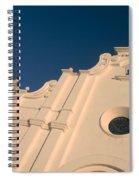 Iglesia San Andres Apostol - Apaneca 8 Spiral Notebook
