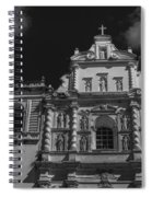 Iglesia San Francisco - Antigua Guatemala II Spiral Notebook