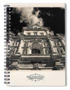 Iglesia San Francisco - Antigua Guatemala IIi Spiral Notebook