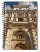 Iglesia San Francisco - Antigua Guatemala Vii Spiral Notebook