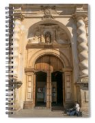 Iglesia San Francisco - Antigua Guatemala Viii Spiral Notebook