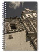 Iglesia San Francisco - Antigua Guatemala Xii Spiral Notebook