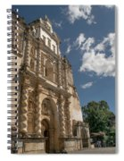 Iglesia San Francisco - Antigua Guatemala Xiii Spiral Notebook