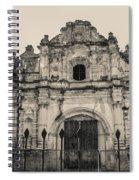 Iglesia San Jose El Viejo - Antigua Guatemala Spiral Notebook