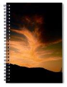 Ignite The Phoenix Spiral Notebook