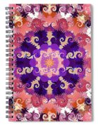 Ignites My Mood Spiral Notebook