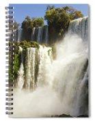 Iguazu Falls Spiral Notebook