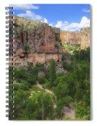 Ihlara Valley - Turkey Spiral Notebook